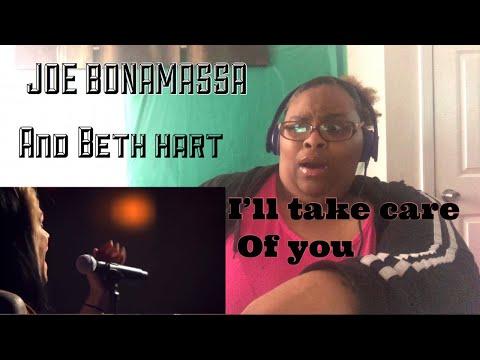 JOE BONAMASSA AND BETH HART-I'LL TAKE CARE OF YOU  REACTION