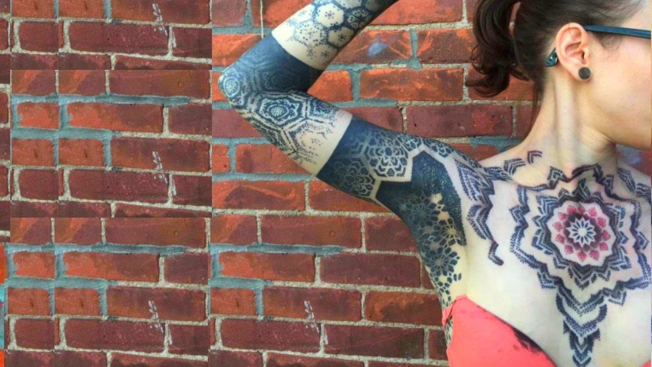 Tattoos Types: Tattoo Styles Guide: Dotwork