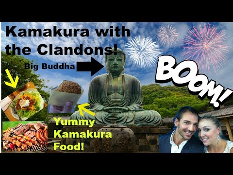 How to travel around Kamakura with the Clandons!