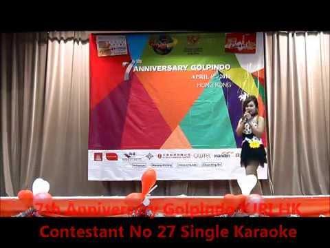 Contestant No 27 Single Karaoke