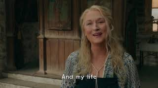 Mamma Mia! Here We Go Again - My Love, My Life (Lyrics) 1080pHD