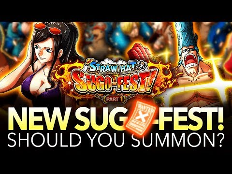 21st ANNIVERSARY STRAW HAT SUGO-FEST! Should You Pull? (One Piece Treasure Cruise - Global)