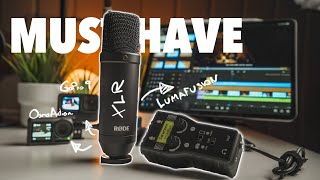 Cheap Audio Adapter under $130! Saramonic SmartRig 2 review