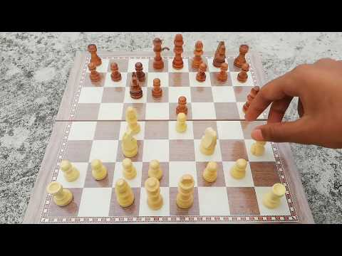 Chess Opening Tricks In Bangla(Legal's Mate Trap)