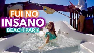 Download lagu UM DIA NO BEACH PARK: VALE A PENA MESMO?  #BIAVLOGANDO2