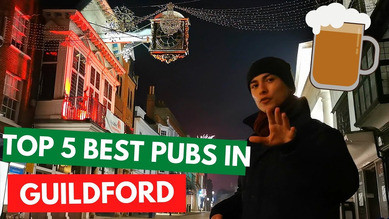 Download Top 5 Pubs In Guildford