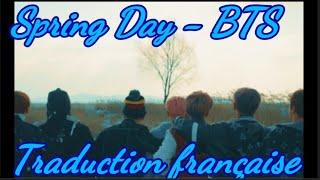 Spring Day- BTS [Traduction Française]