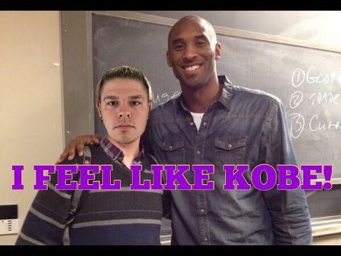 I HUNG OUT WITH KOBE BRYANT!?