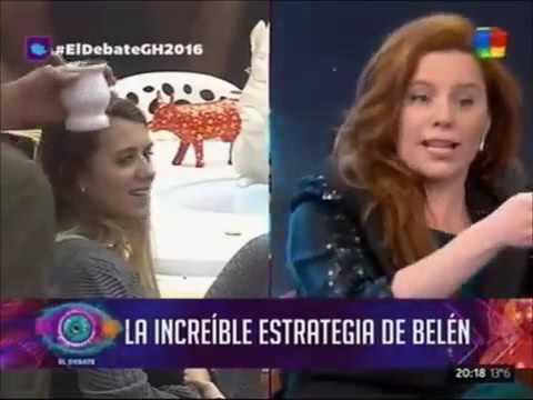 """Gastón Trezeguet y Agustina Kämpfer se mataron en """"El Debate"""""""