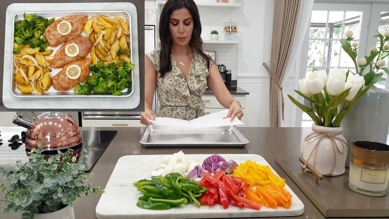 🌟 Une journée dans mon Assiette 🌟Recette Facile  30 MIN 🌟Rééquilibrage Alimentaire🌟 Perdre du poids
