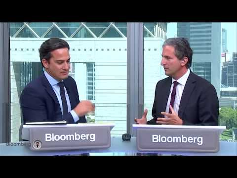Russell Reynolds Consultant, Burak Gorbon on Bloomberg TV