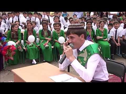 Türkmenistan sonky jan Yöriteleşdirilen 1-nji orta mekdep - 2012 (Part-2)