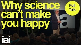 Why Science Can't Make You Happy | Full Talk | Rupert Sheldrake