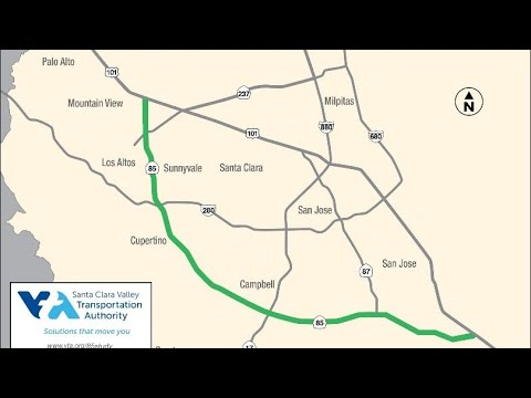 State Route 85 Transit Guideway Study: San Jose Community Workshop