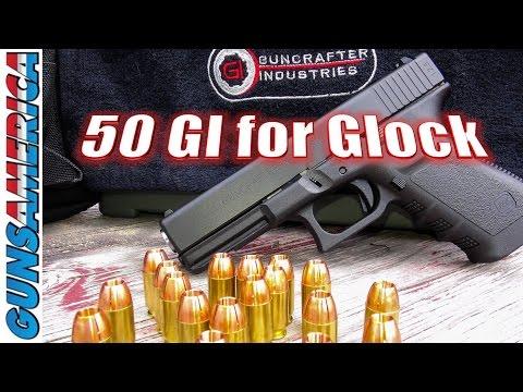 . 50 Caliber Glock - Beast or Beauty?