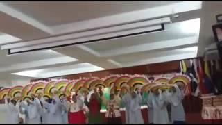 Buchaechum Dance - SMKTBR1
