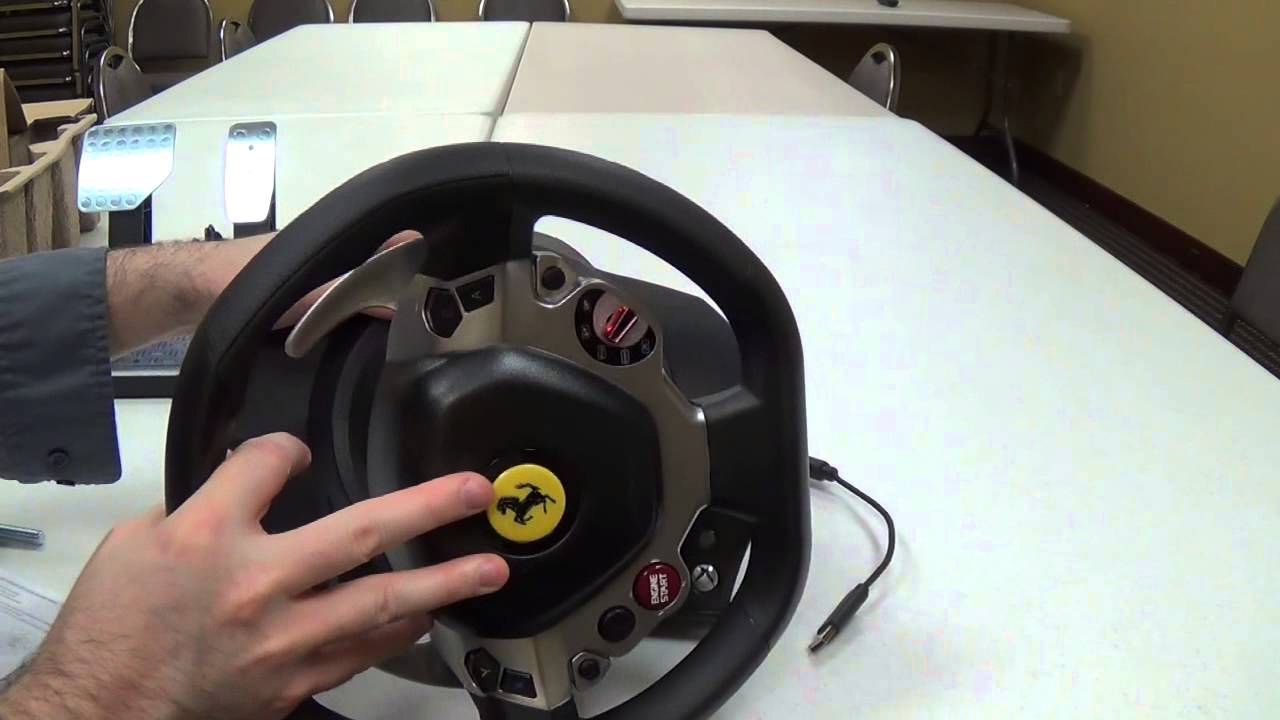 Review: Thrustmaster TX Racing Wheel for Xbox One and