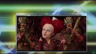 Алиса в зазеркалье Встреча с Красной Королевой