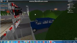 All the level crossing on Clay and area roblox