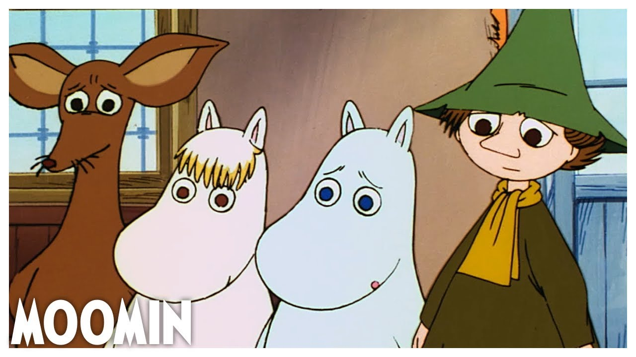 Adventures from Moominvalley EP41: Crooks in Moomin Valley  Full Episode - YouTube
