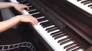 """恋獄 [rengoku] piano ver. from Japanese Game """"カルタグラ~ツキ狂イ..."""