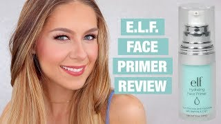 E.L.F. Hydrating Face Primer Review