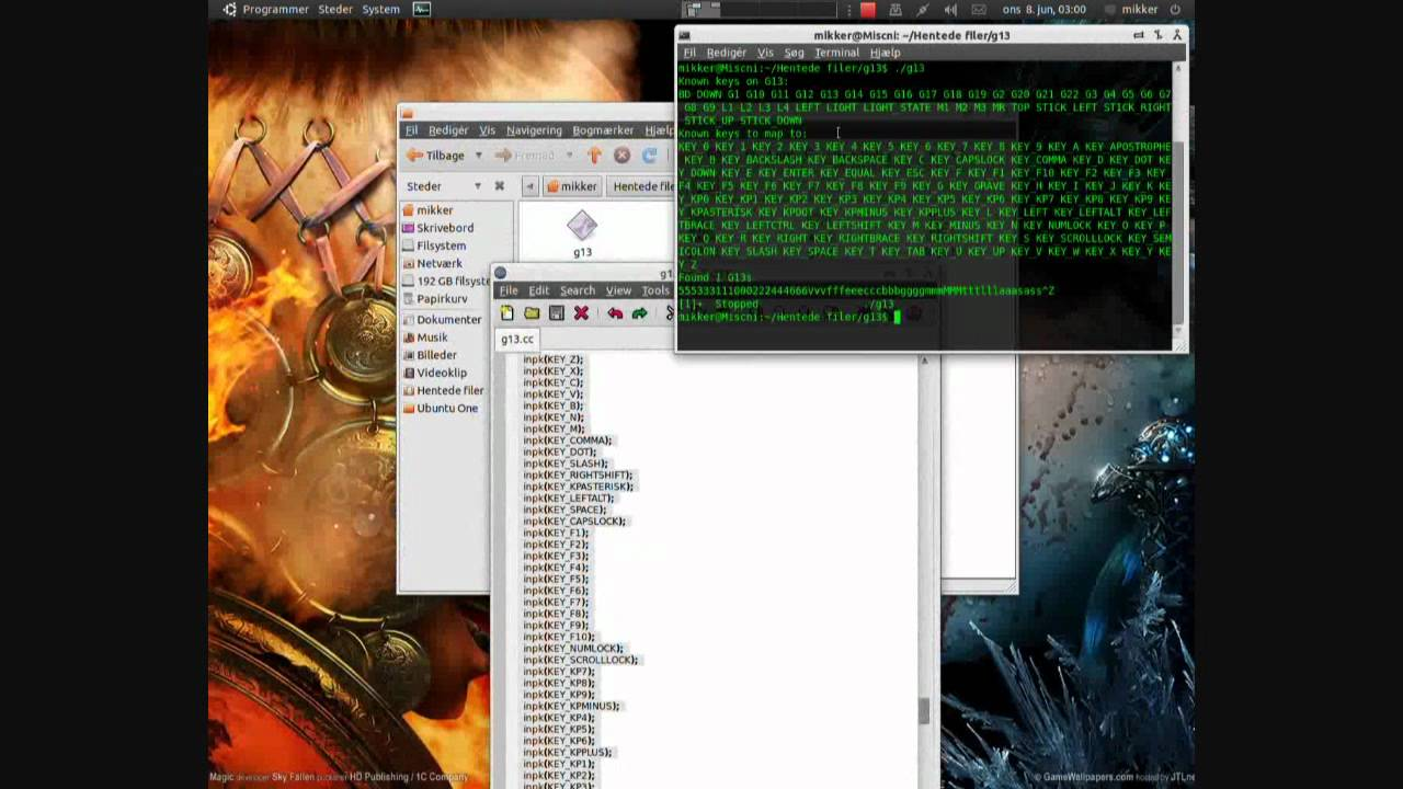 Logitech Ubuntu