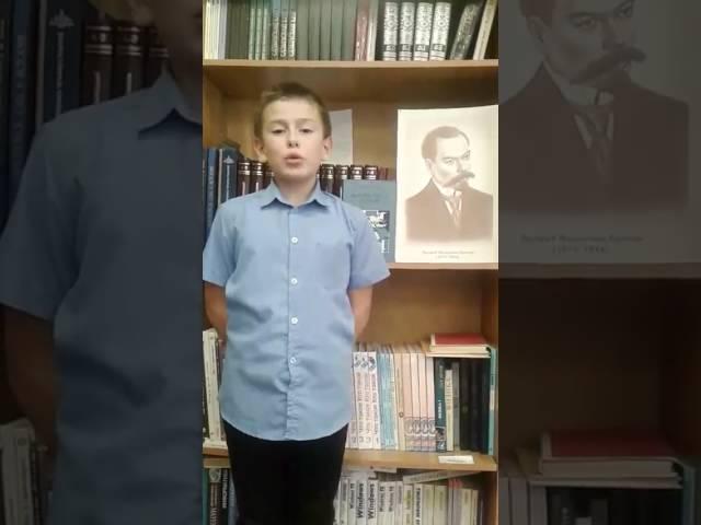 Изображение предпросмотра прочтения – ДанилаФилатов читает произведение «Почему я только мальчик…» В.Я.Брюсова