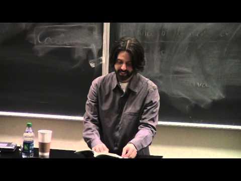 Andres Neuman en Georgetown University