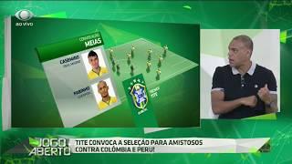 Denilson: Eu não teria convocado o Neymar