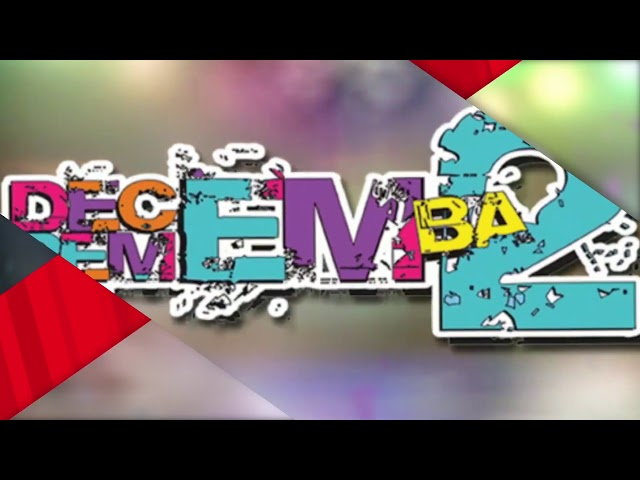 Get ready for the official Christmas party for the year - Decemba 2 Rememba