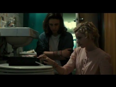 Rory Culkin and Julia Garner  Electrick Children