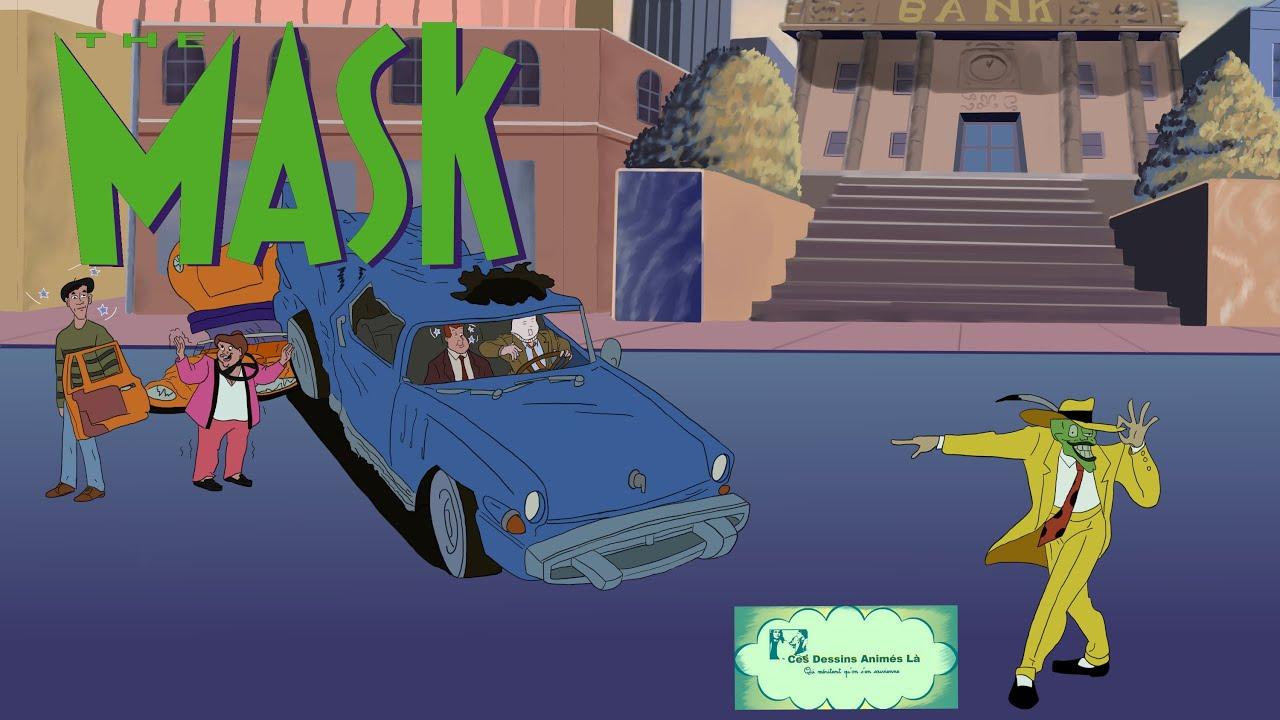 #104 - The Mask - Ces dessins animés-là qui méritent qu'on s'en souvienne