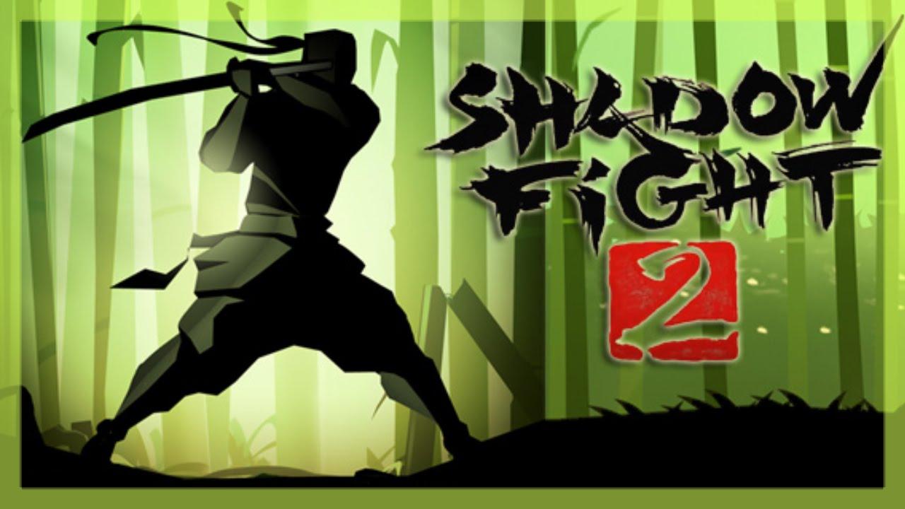 Ninja Vs Samurai Fight Shadow Fight 2  NINJA VS