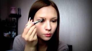 Брови, формы бровей, как придать форму бровям, макияж