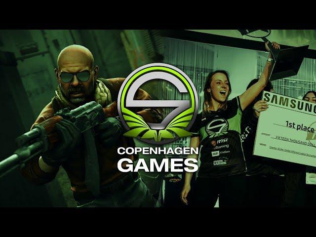 Team Singularity FE - CPH Games 2018!