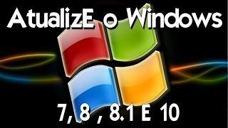 Como atualizar o Windows 7, 8 , 8.1 e 10 com WSUS Offline Update - 2016