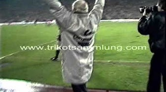 8. April 1987 Halbfinale Europapokal Landesmeister FC Bayern München - Real Madrid 4:1