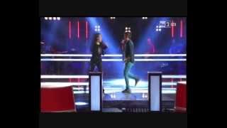 Firework - Paola Gruppuso e Giuliana Danzè (battle the voice)