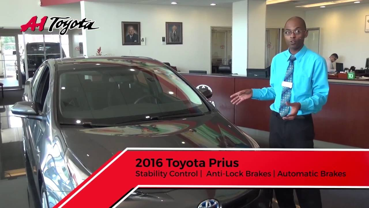 Charming Discover The New 2016 Toyota Prius At A 1 Toyota In New Haven, CT