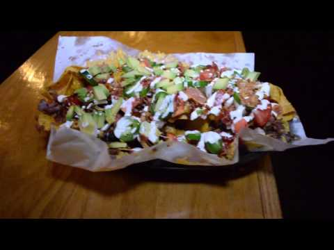 MEAT Southern BBQ And Carnivore Cuisine: The Nachos