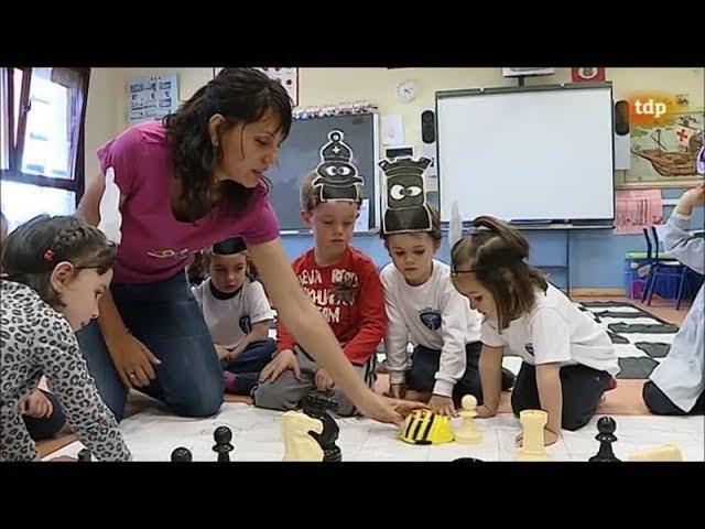 Cómo enseñar ajedrez a niños desde los 3 años con diversiSTEMa