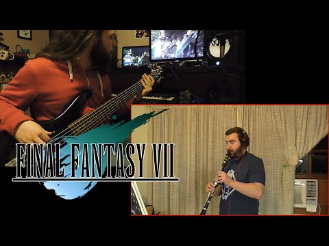 Oppressed People Cover (FF7) – Connor Grail ft. Soundole VGM Covers