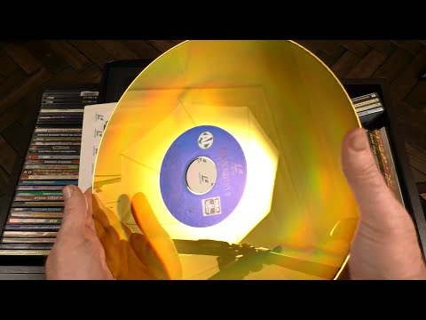 Какую музыку я слушаю на CD