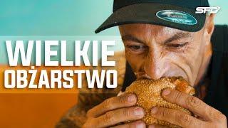Wielkie obżarstwo - Full Day of Eating - Piekarz - SFD