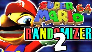 Super Mario 64 Randomizer 2! Electric Boogaloo