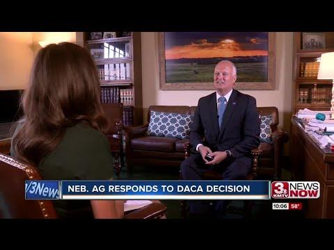 Nebraska Attorney General responds to DACA decision