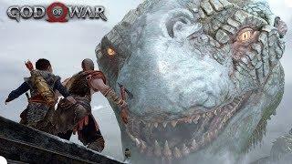 GOD OF WAR #6 - A Serpente do Mundo! (PS4 Pro Gameplay em Português PT BR)