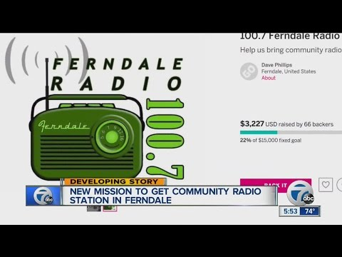 New mission to get community radio station in Ferndale