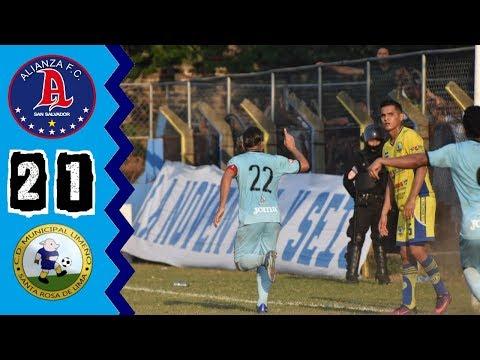 Alianza FC [2] vs M.Limeño [1] : 3.11.2018 : ES Clausura 2018